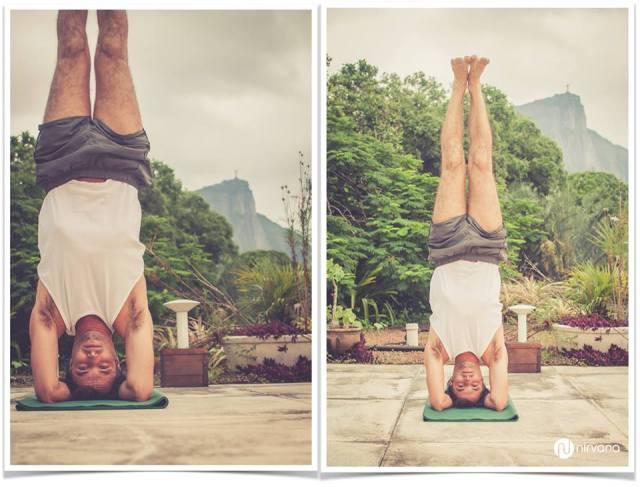 Iyengar Yoga Rio Copacabana Marco Martins