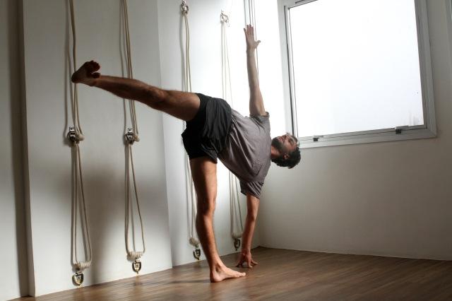 Yoga Copacabana Marco Iyengar